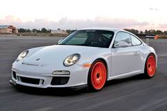 Global Motorsports Group GT3 RS 1
