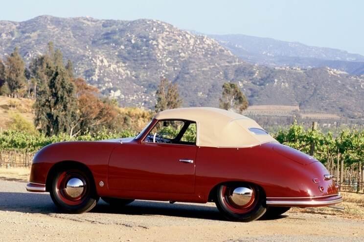1951 356 Gläser Cabriolet 13