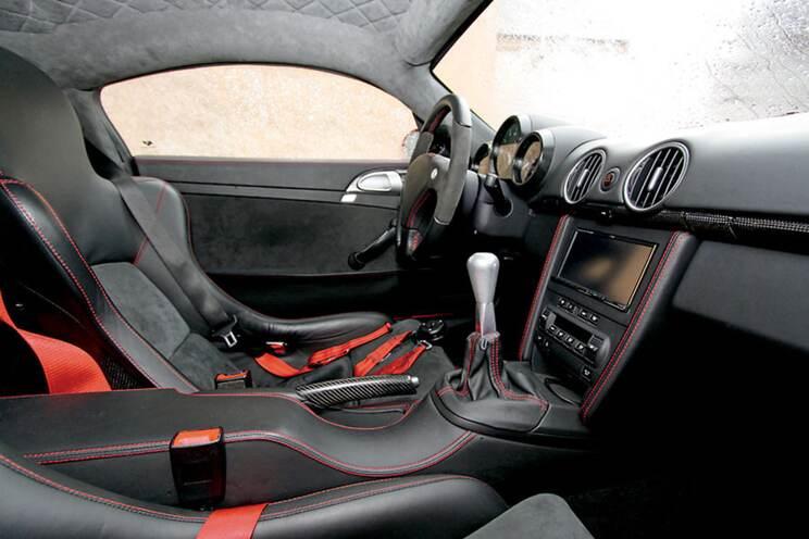 Driven: Ruf CTR3 4