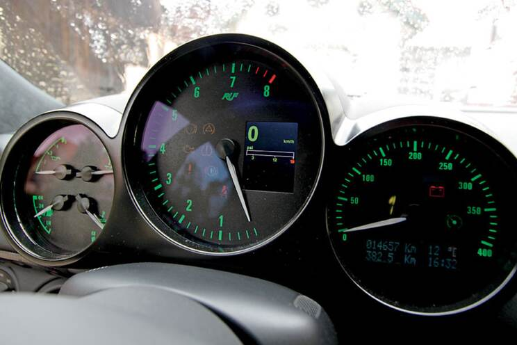 Driven: Ruf CTR3 7