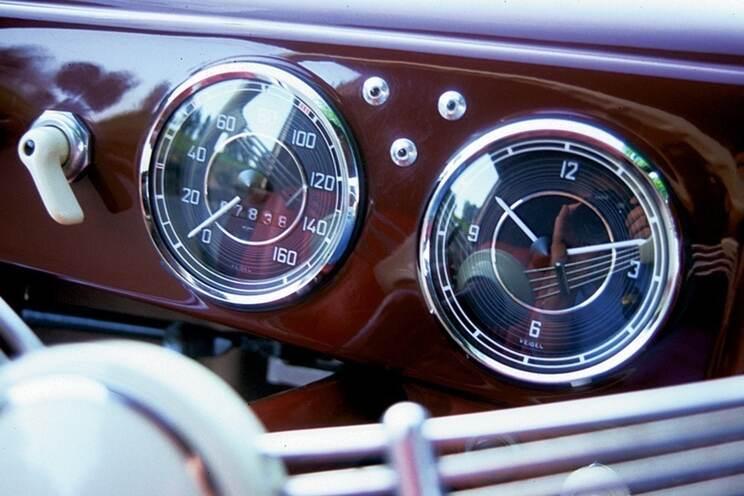 1951 356 Gläser Cabriolet 15