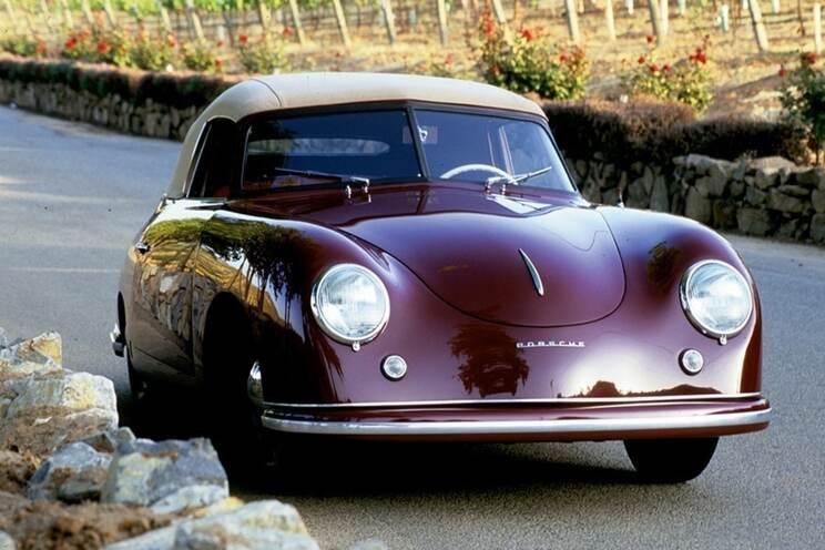 1951 356 Gläser Cabriolet 16