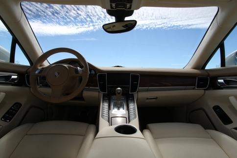 Driven: 2011 Panamera Turbo 12