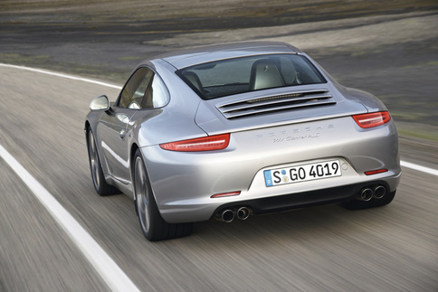 Porsche to start taking orders for new 911 on September 1 4