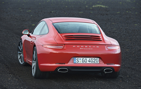 Porsche to start taking orders for new 911 on September 1 7