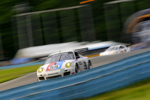 Mid-Race, 2011 Glen 6 Hours
