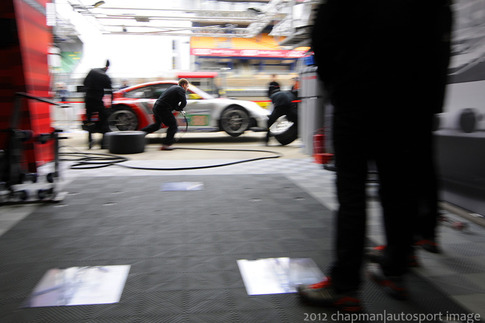 24 Hours of Le Mans: Wednesday 0