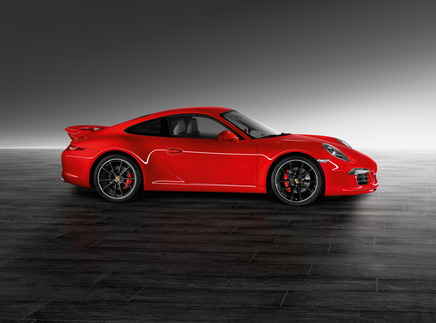 Aerodynamic and Powerkits come to the new 911 2