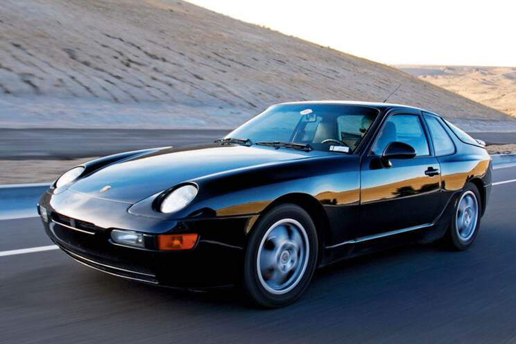 "Four ""Everyday"" Porsches for $10K—or less 3"