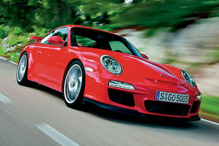 Porsches for Road and Track 0