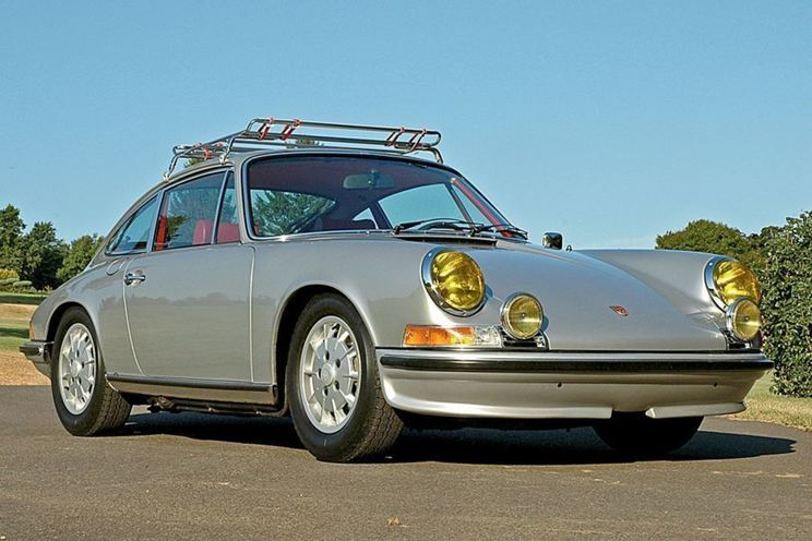 1972 911T with panache 1