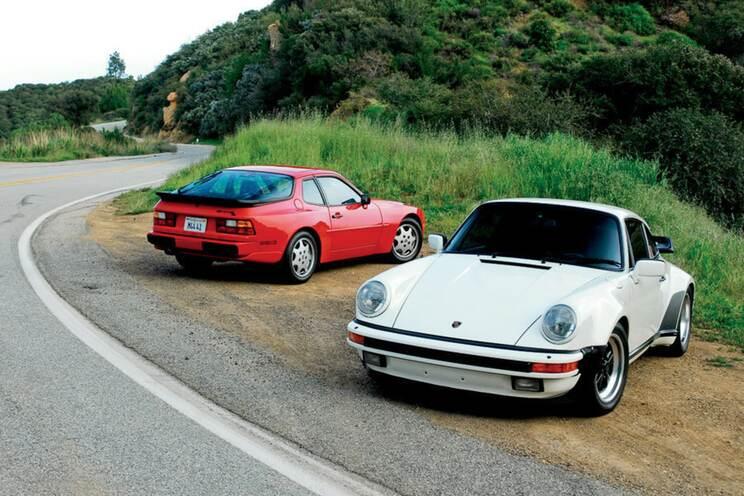 911 3.2 vs. 944 S2 1