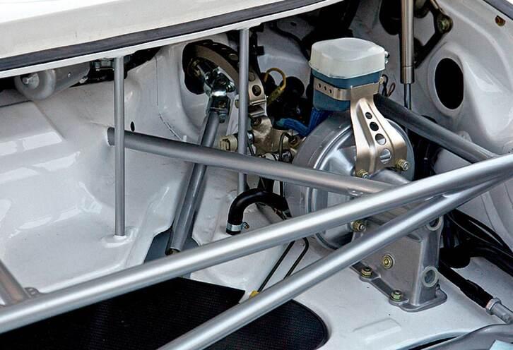 Speedster GR 8