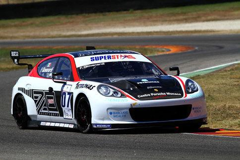 Italian team builds Panamera race car 6