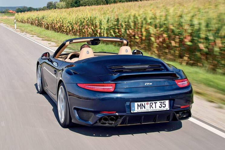 Ruf Rt-35 Roadster 4