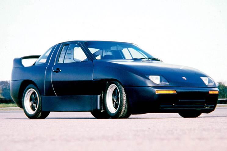 The Porsche PEP 1