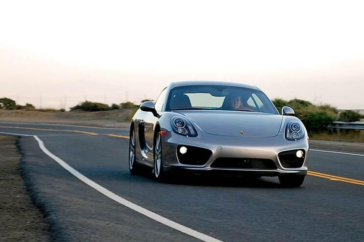 2014 Porsche Cayman S 5