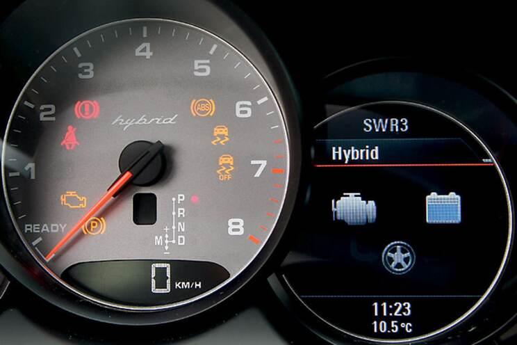 Cayenne S Hybrid 5