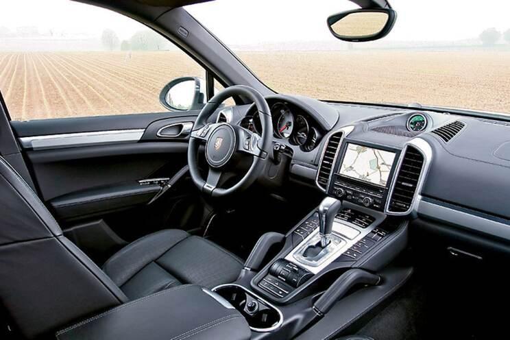 Cayenne S Hybrid 6