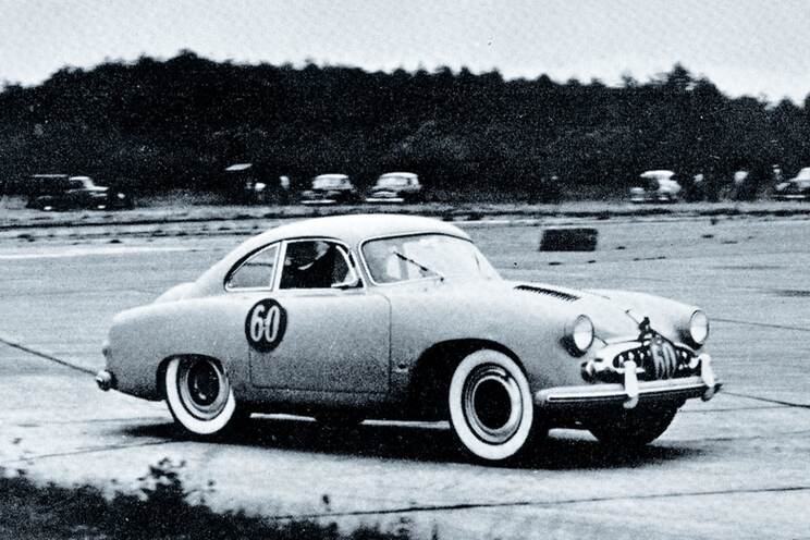 Fageol's Twin-Engined Porsches 2