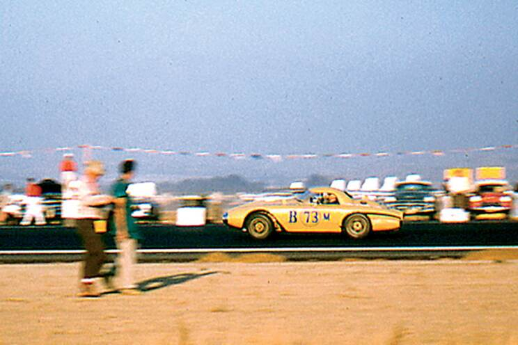 Fageol's Twin-Engined Porsches 7