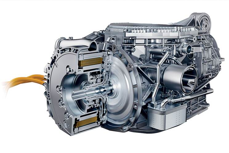 Porsche's Hybrids Systems 2