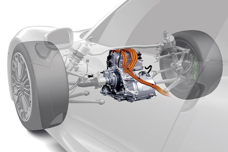 Porsche's Hybrids Systems 3
