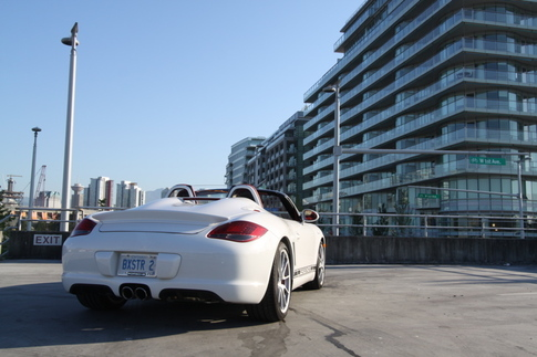 Video: British Columbia by Boxster Spyder 9