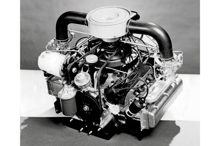 Didn't Porsche Design the Corvair? 2
