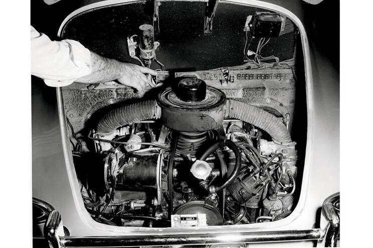 Didn't Porsche Design the Corvair? 5