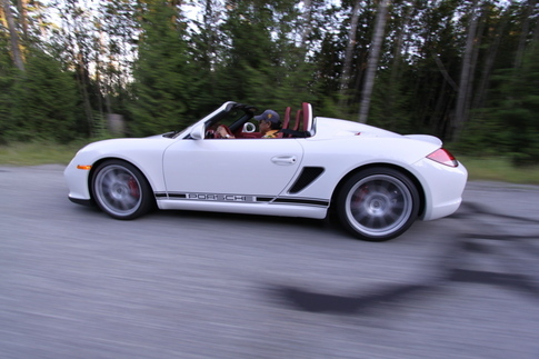 Revisiting the Boxster Spyder: Still impressive 7