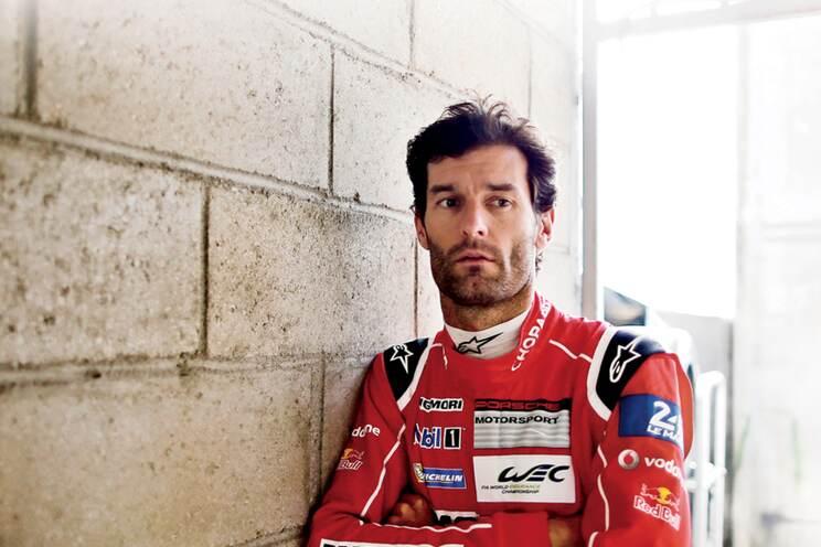 Interview: Mark Webber 1