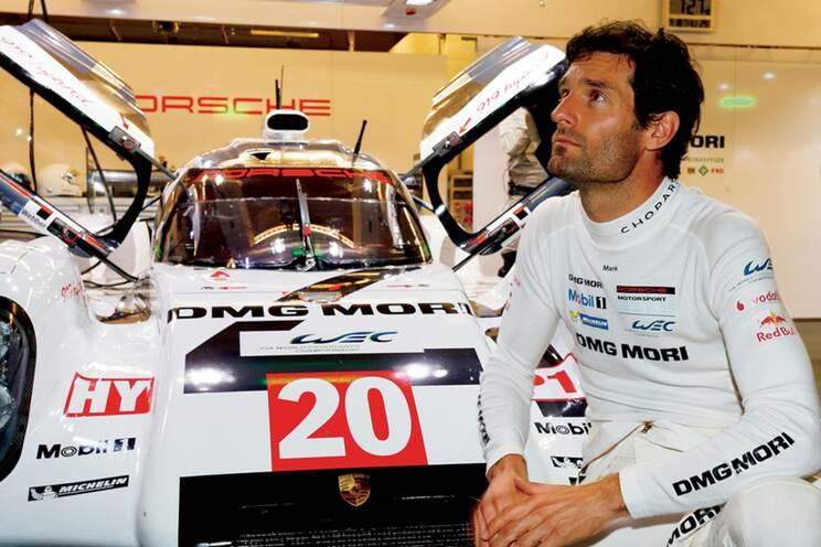Interview: Mark Webber 6