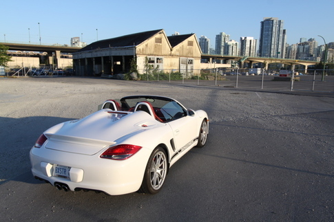 Revisiting the Boxster Spyder: Still impressive 8