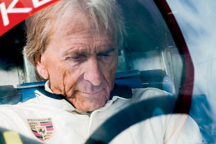 Interview: Derek Bell 1