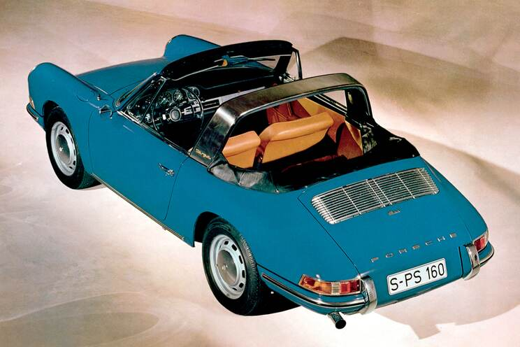 The Birth of the Targa 1