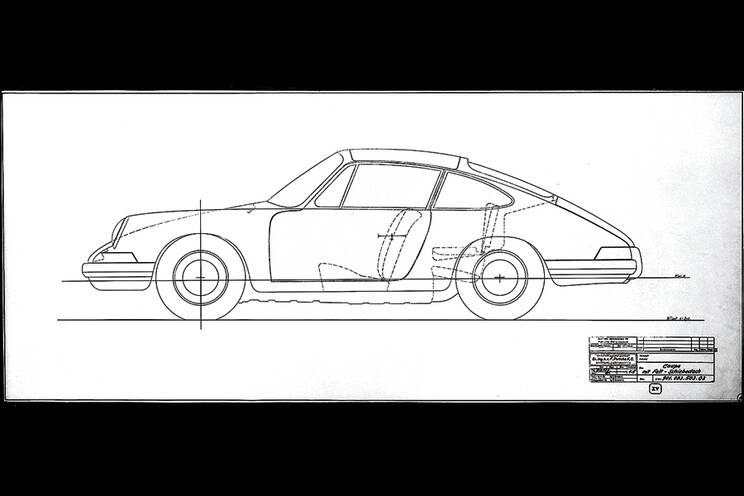 The Birth of the Targa 3