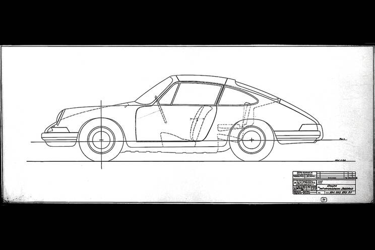 The Birth of the Targa 4