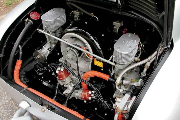 356B Abarth Carrera 3