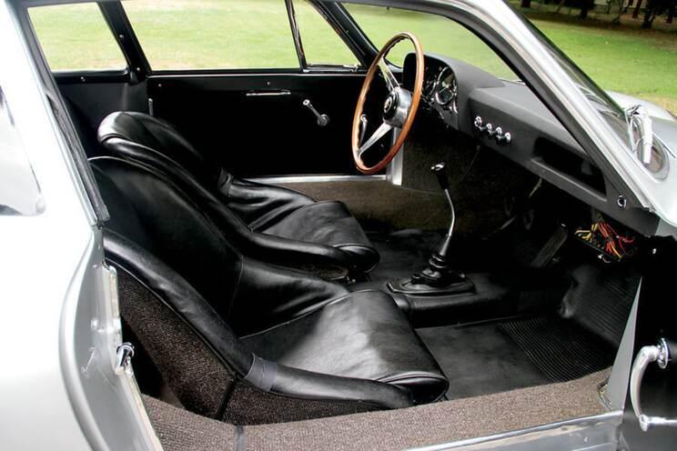 356B Abarth Carrera 5