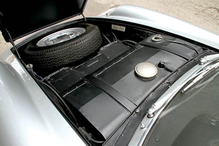 356B Abarth Carrera 6