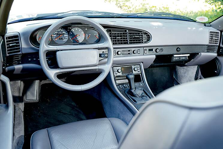 Open Turbo Fours 4