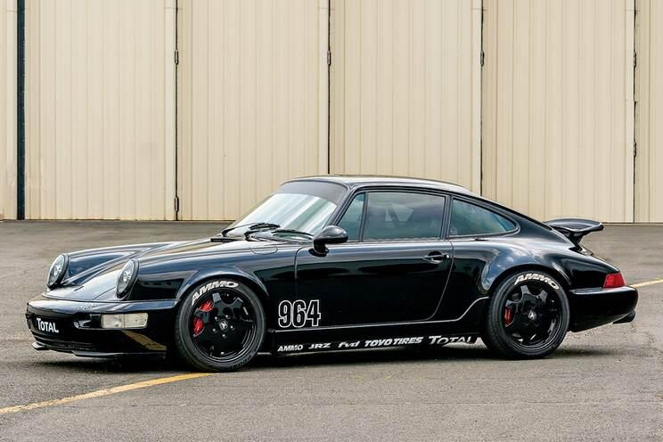 """Carrera 4 """"RS"""" 1"""