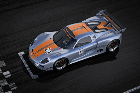 918 RSR: New Hybrid Racer 5