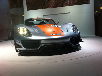 Porsche insiders explain 918 program 4