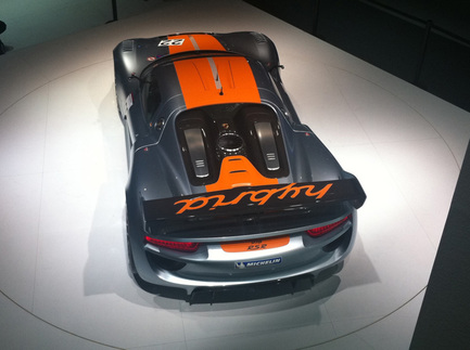 Porsche insiders explain 918 program 5