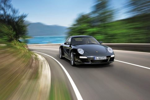 Porsche announces 911 Black Edition 3