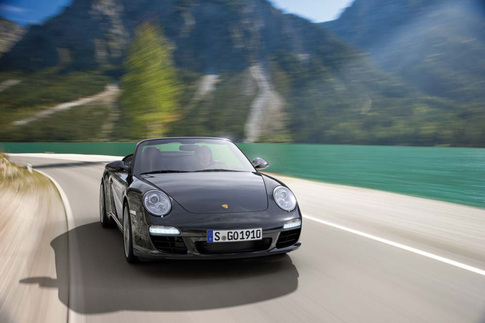 Porsche announces 911 Black Edition 5