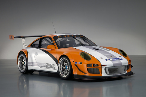 GT3 R Hybrid Version 2.0 announced, Cup car education offered 8