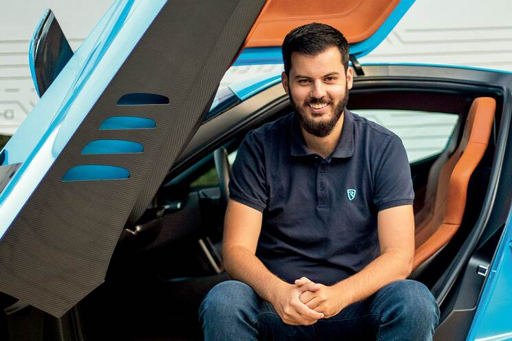 Interview: Mate Rimac 1